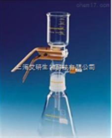赛多利斯sartorius配有抽滤瓶的50mm 47mm兼容的全玻璃过滤器16309
