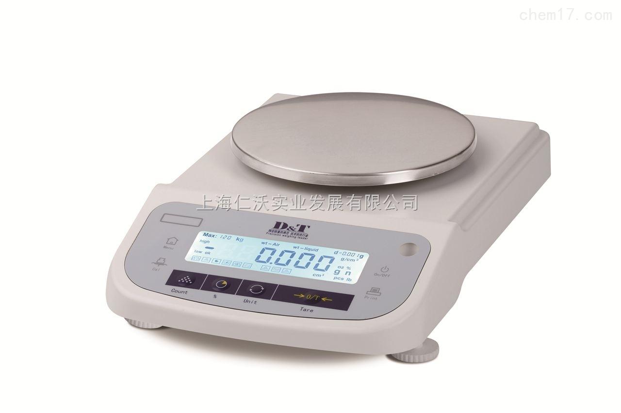型号ES4100/4100g/0.01g德安特电子分析天平