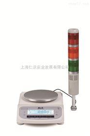 德安特品牌ES4100天平秤外接报警灯 百分之一天平4公斤/0.01g