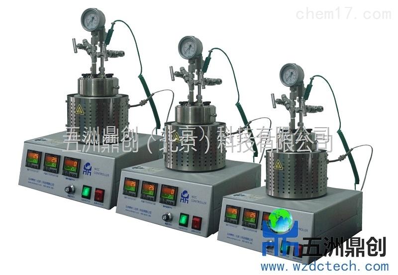 WZC-250聚丙烯反应釜 北京高压釜
