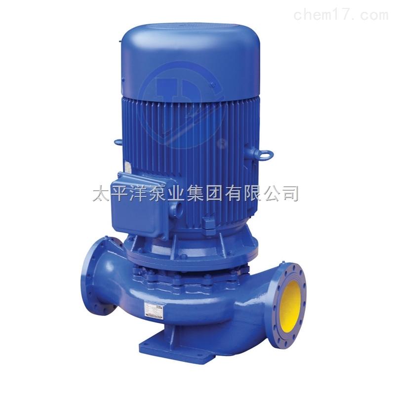 ISWR50-160卧式热水管道泵