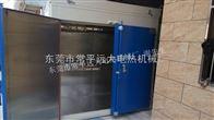 双门不锈钢胆挂具烘烤箱,新远大专业制造工业烘箱