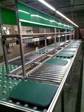 专业制造各类牛眼线流水线公司无动力滚筒线制造公司