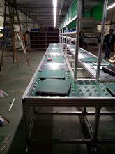 国内*技术牛眼流水线滚筒线专业生产工厂制造价格合理质量保证。