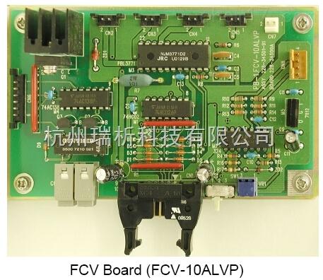 LC-20A岛津液相色谱仪维修部件FCV Board (Part No. 228-34500)