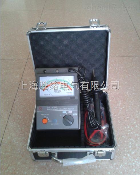KEW3123指针式高压绝缘电阻测试仪