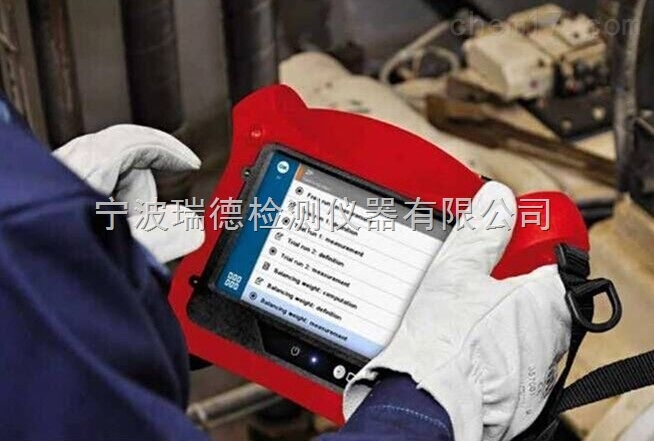 HURK-Balancer进口HURK-Balancer现场动平衡仪 欧洲品质 高精度风机动平衡 中国总代理 价格 参数