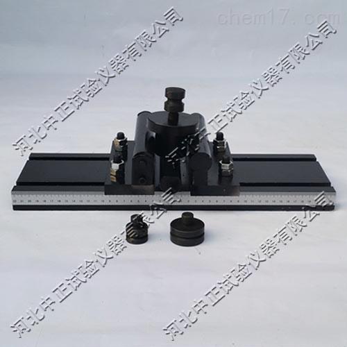 JGT376-B砂基透水砖抗折装置