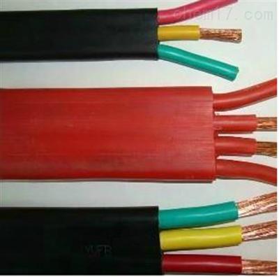 软橡套扁平电缆 上海徐吉电气