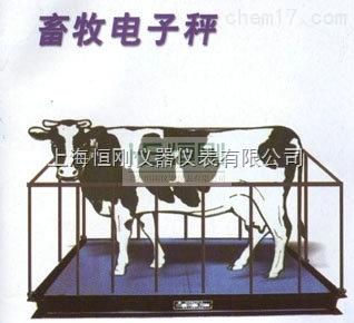 移动围栏动物秤,养殖场畜牧秤