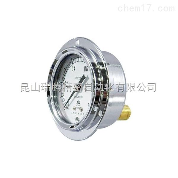 *计器制作所DU-1/4-60x1MPa压力表