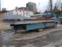 黑龙江移动式汽车磅秤汽车衡价格