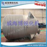 6000L蒸汽加热机械密封反应釜