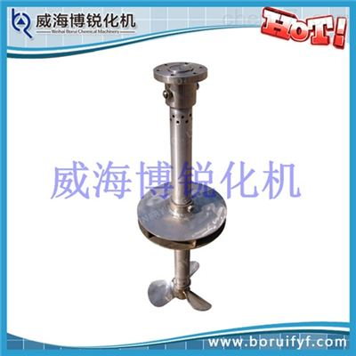 钛材反应釜搅拌桨