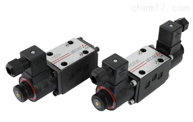 ATOS电磁阀,阿托斯阀DHI-0630/2 230AC