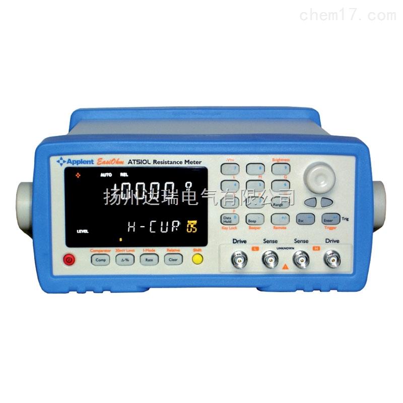 智能直流电阻测量仪