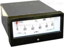 矩形膜盒压力表