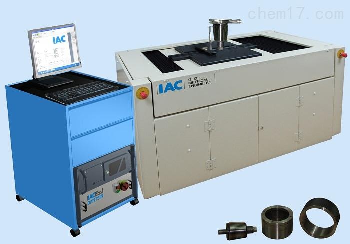 IAC MSXPL卧式万能螺纹综合校准中心