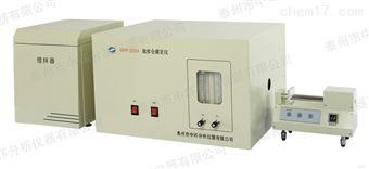微庫侖硫氯測定儀