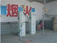 湖南灌裝電子秤,3噸連接控制報警的灌裝秤