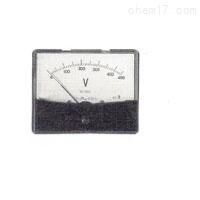 矩形直流電壓表