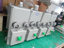 BXX52防爆插座箱32A/5芯BXX52-16/3芯防爆插座箱2回路