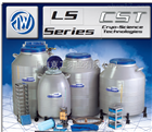 泰来华顿液氮罐LS750|LS3000|LS4800|LS6000