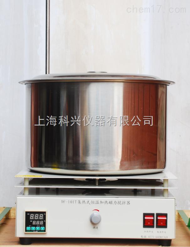 DF-101S-DF-101S集热式磁力搅拌器