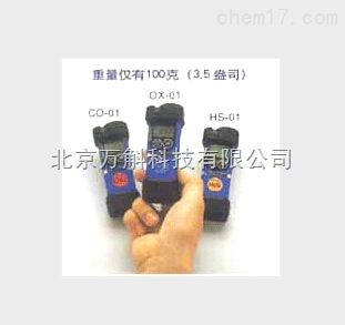 硫化氢浓度检测仪