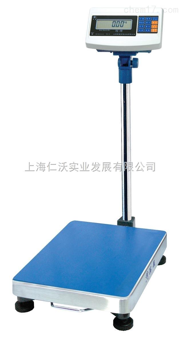 英展AWH-TW-FSB-300kg电子秤如何校正 英展TCS-300kg外拉声光报警电子秤