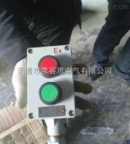 BZA/LA53防爆控制按钮红绿按钮防爆按钮盒