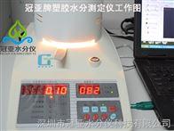 SFY-100塑胶会议热销PA6塑胶原料水分测定仪