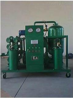 ZLA双级真空滤油机