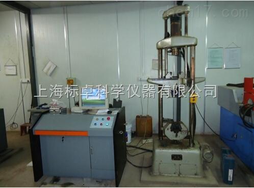 液压万能材料试验机升级改造维修