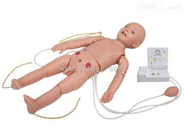 TKMX/T534全功能五歲兒童高級模擬人T534