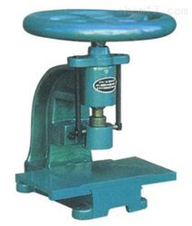 CP-25型CP-25型防水卷材冲片机价格参数 橡胶冲片机