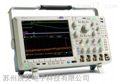 美国泰克MDO4104C混合域示波器