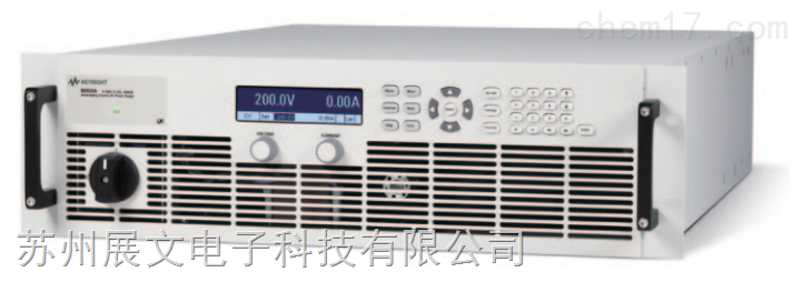 美国是德科技N8930A自动量程调节直流电源