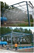 北京野外人工模拟降雨系统