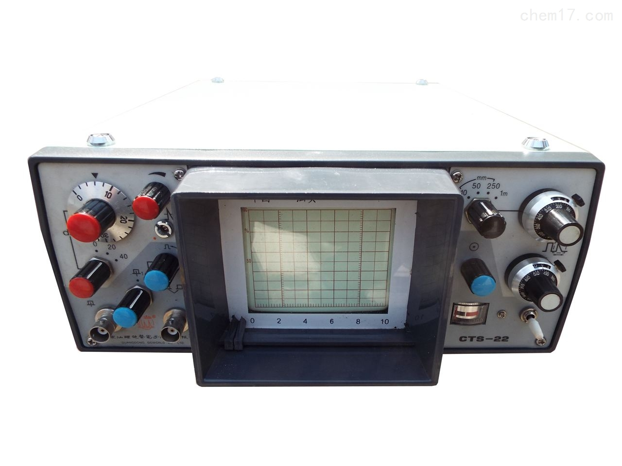 CTS-22钢板超声波探伤仪
