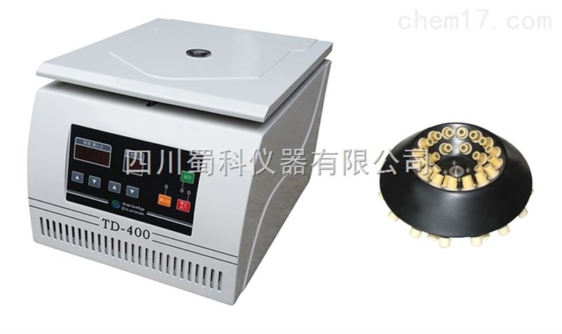 宁波蜀科TD-400台式低速离心机