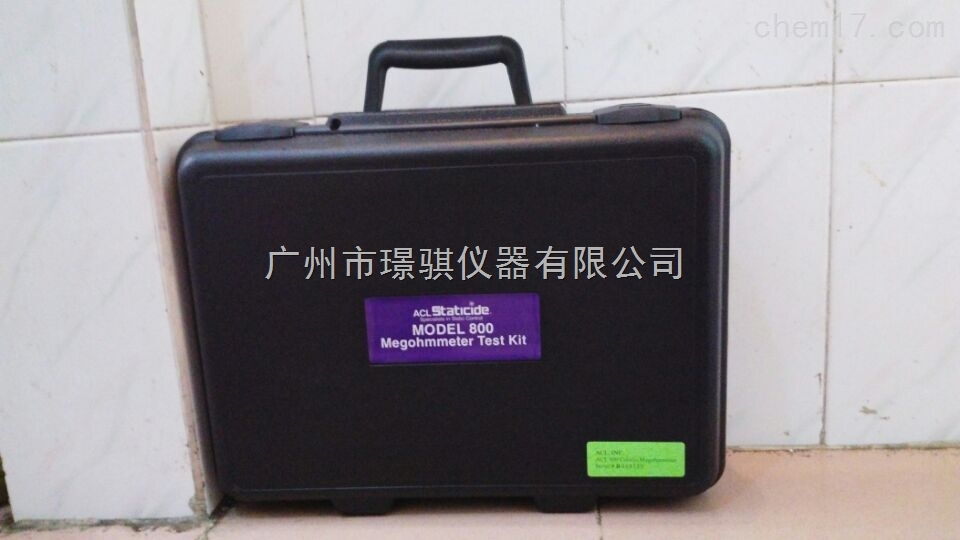 ACL美國ACL800重錘表麵電阻測試儀