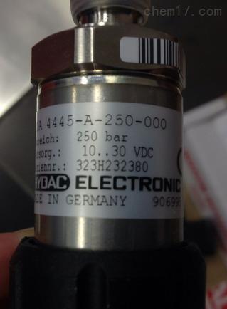 HDA4445-A-250-000贺德克HYDAC进口传感器