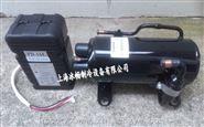 原装蓝海(BOYAO)卧式中温压缩机 R22 900W