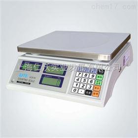 UTE联贸UCA-6kg接RC232串口电子秤 UCA计数工厂电子秤