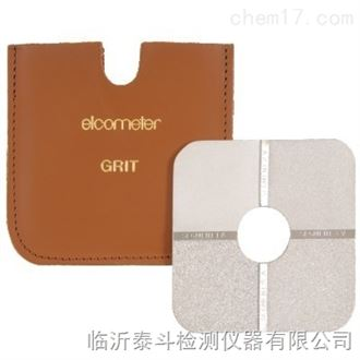 供应英国易高Elcometer125粗糙度比较板比较器