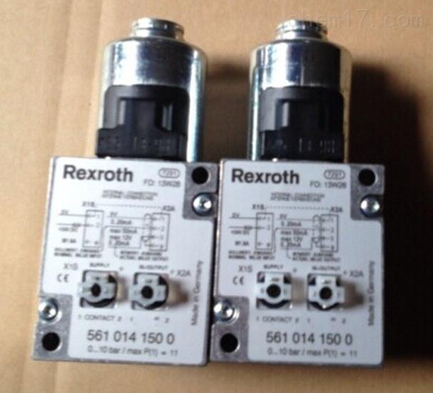 Rexroth力士乐调节阀R414000786