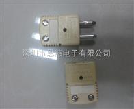 原装正品美国OMEGA HSTW-K- F热电偶插头 K型标准型圆柱插针插头