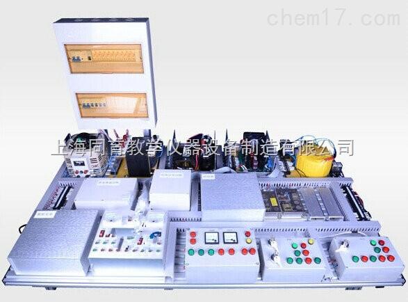 地铁站台电源模拟实验实训台|城市轨道交通类产品系列