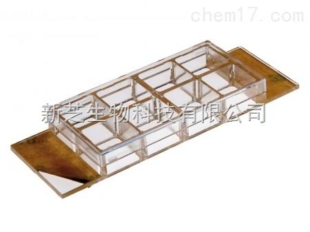 µ-Slide 4孔Ph+腔室载玻片80447